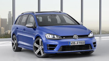 Volkswagen Golf R Variant officially unveiled ahead of LA debut