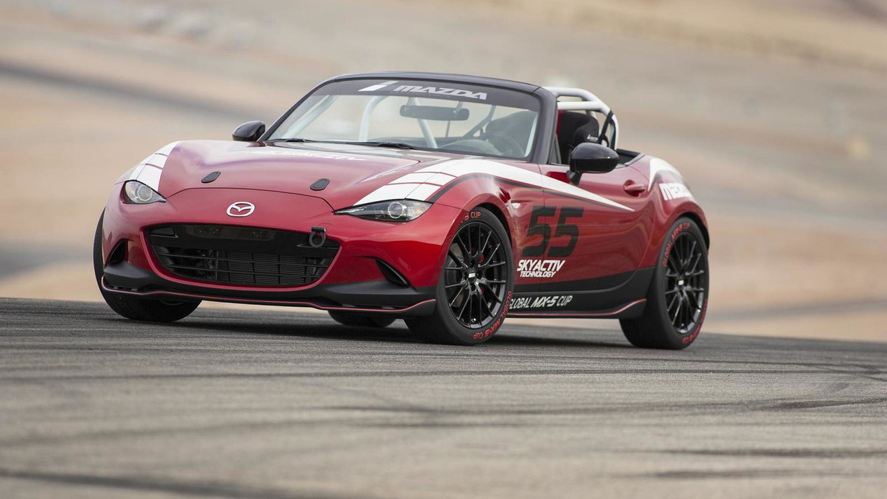 Mazda MX-5 for 2016 Mazda Global MX-5 Cup series