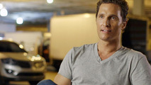 Lincoln team up with Matthew McConaughey