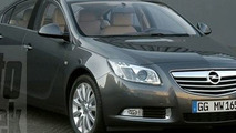 Vauxhall Insignia Leaked