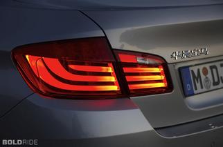 BMW 5-Series Long Wheelbase