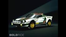 Lancia Stratos Rally Group 4