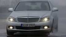 Mercedes-Benz C-Class 4MATIC All-Wheel Drive