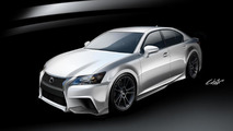 Lexus Project GS F SPORT by Five Axis, 1162, 26.10.2011