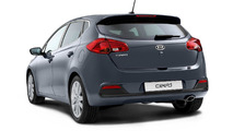 More photos of 2013 Kia cee'd 5-door hatchback surface