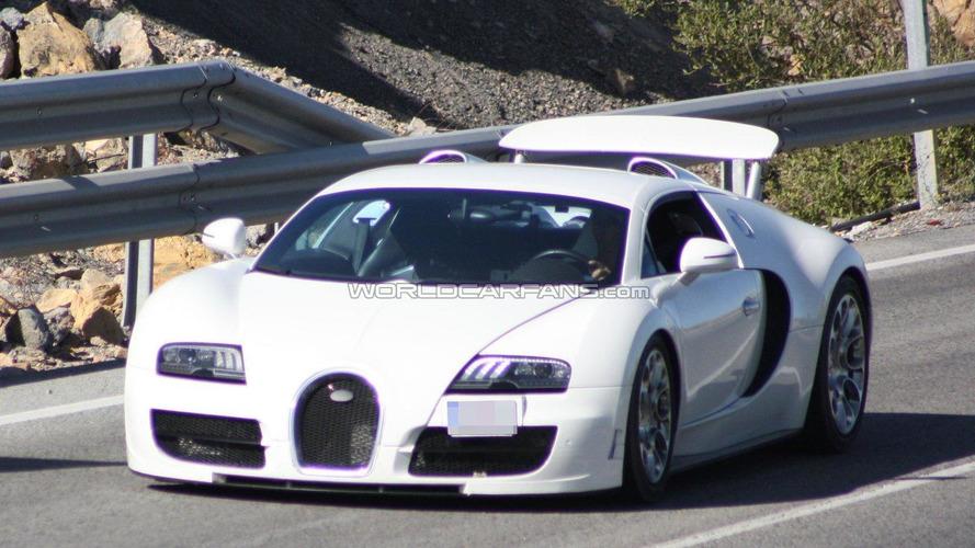 Bugatti Veyron Grand Super Sport coming to Geneva - report