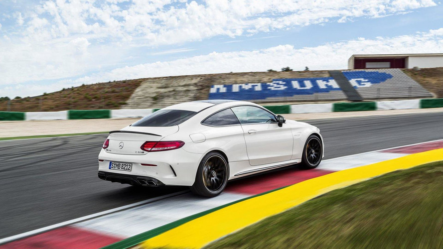 Mercedes-AMG C63 S Coupe stars in three promo videos