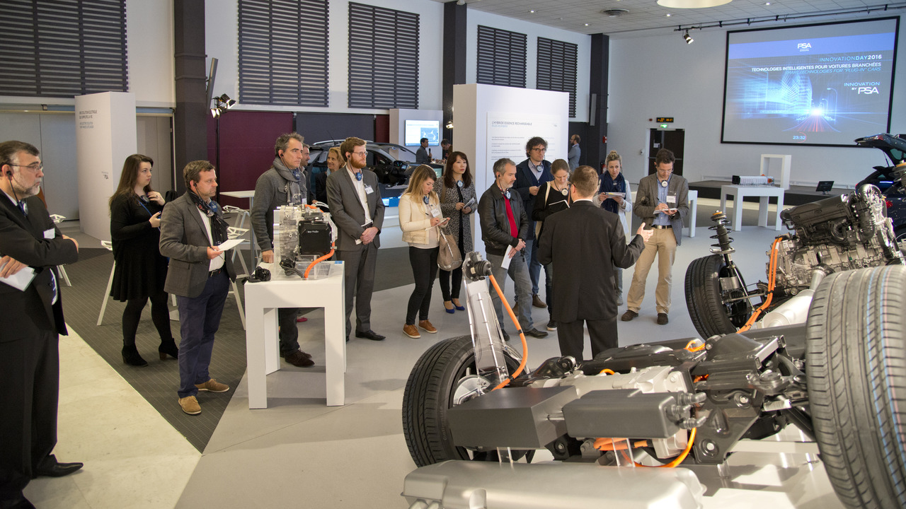 PSA Innovation Day event