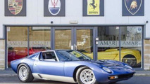 Lamborghini Miura originally owned by Rod Stewart on sale for £1.25 million