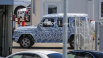 Next-gen Mercedes G-Class spied for the first time