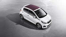 2014 Peugeot 108 introduced, will be offered as a convertible [video]