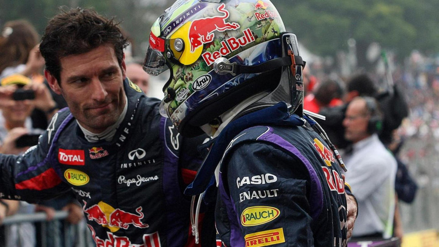 Webber predicts early retirement for Vettel