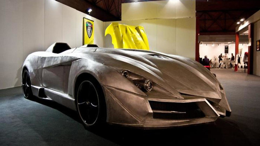 Filandi Ever S monstrosity used to be a Mercedes-Benz SL Roadster R129 [video]