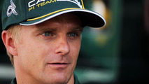 Kovalainen to drive Caterham at Spa, Monza