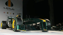 Lotus to race with Malaysian license in 2010