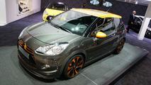 Citroen DS3 Racing Presented in Geneva