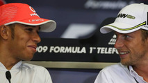 Whitmarsh not denying Button/McLaren reports