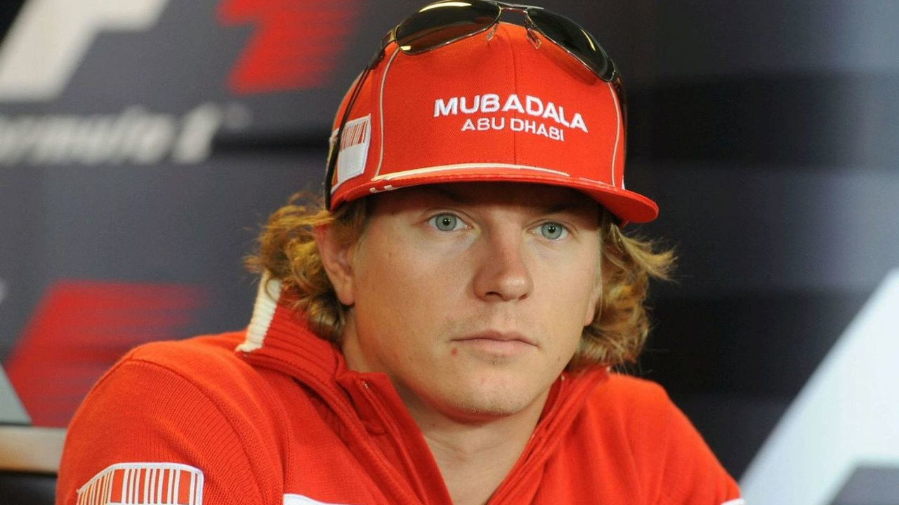 Kimi Raikkonen (FIN), Räikkönen, press conference, Singapore Grand Prix, 24.09.2009
