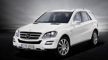 Mercedes M-Class Grand Edition Announced