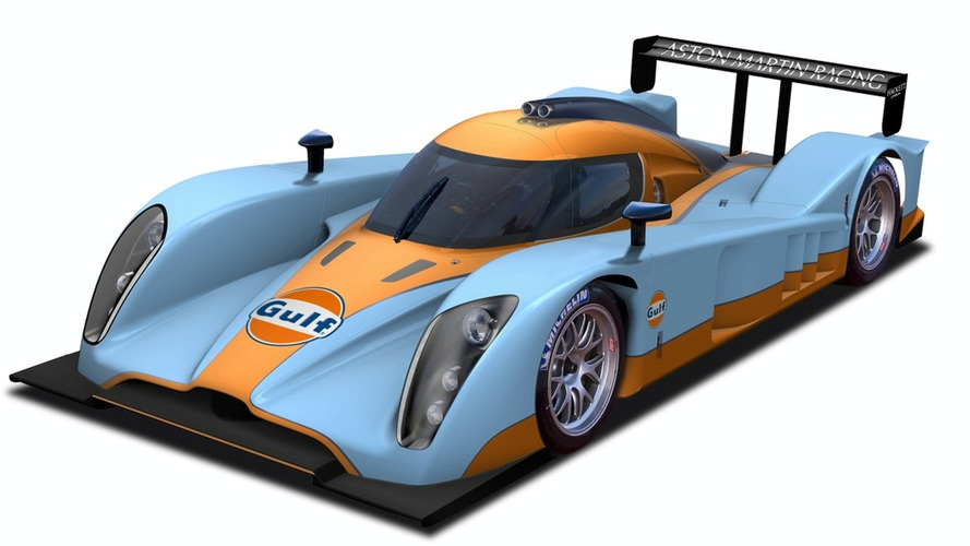 Aston Martin Reveal First Details of 24 Hour Le Mans Challenger