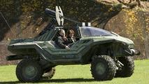 Halo Warthog full function vehicle prop