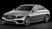 2016 Mercedes-Benz E-Class Sedan render is probably spot on