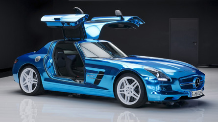 Mercedes-AMG will make hybrid and pure electric performance models