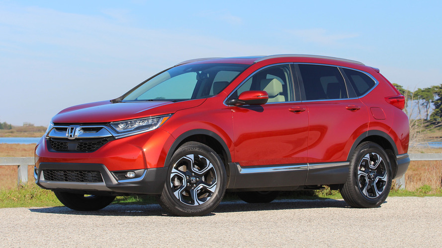 2017 Honda CR-V First Drive: Just right, yet again