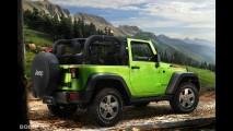 Jeep Wrangler Mountain Special Edition