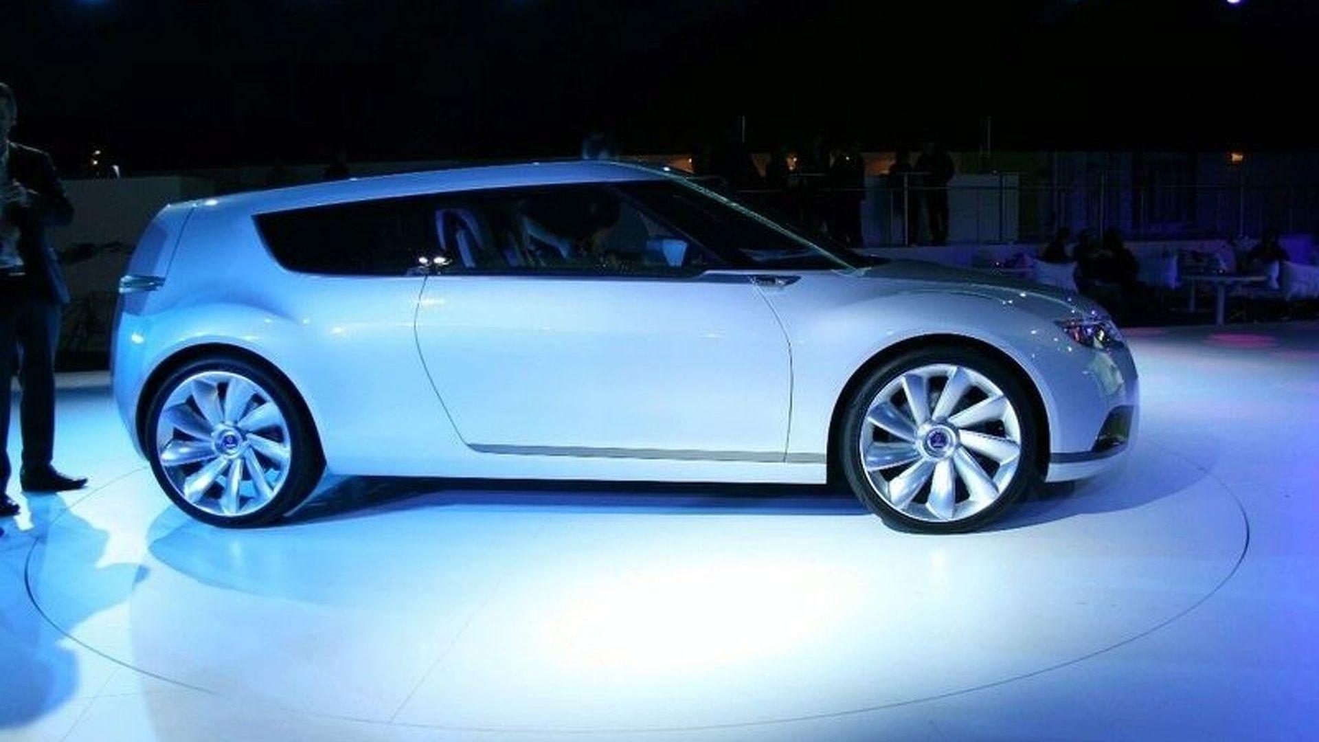 Saab 9-X BioHybrid Voted Best Concept at the Geneva Motor Show