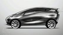 Mazda1 Sketch