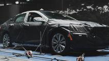 2016 Chevrolet Malibu teaser