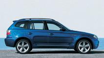 BMW X3 Leichtmetallrad 19' Sternspeiche 128