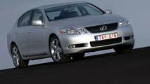New Lexus GS Class