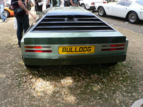 Aston Martin Bulldog Concept