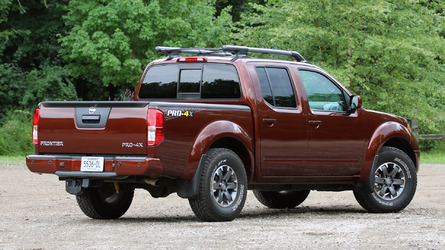 2016 Nissan Frontier Pro-4X: Review
