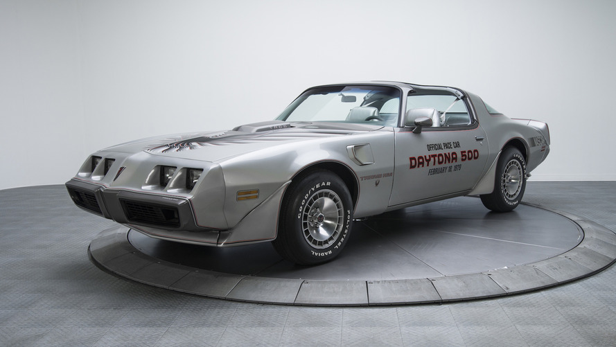 1979 Pontiac Trans Am 10th Anniversary Edition is one of just 1,871