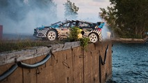 Ken Block tears up Buffalo in Gymkhana 9