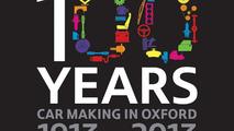 MINI Oxford plant celebrates its centenary