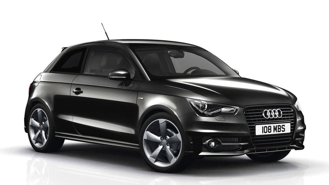 Audi A1 Black Edition (UK) 14.11.2011