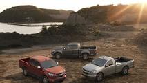 2012 Chevrolet Colorado by GM Thailand 05.10.2011