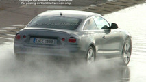 Audi A5 Coupe Spy Photo