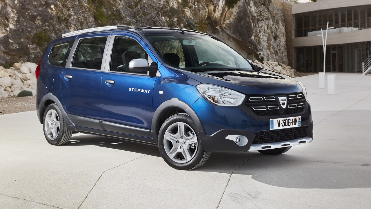 2017 Dacia Lodgy facelift