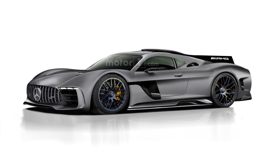 Mercedes-AMG Project One rendered as jaw-dropping halo hypercar
