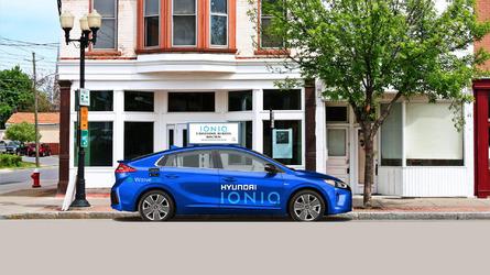 Borrow an Ioniq EV for free thanks to Hyundai's new car sharing deal