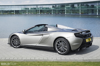McLaren Is Building An Even More Hardcore 650S Spider