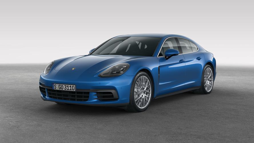 La deuxième génération de la Porsche Panamera officiellement lancée