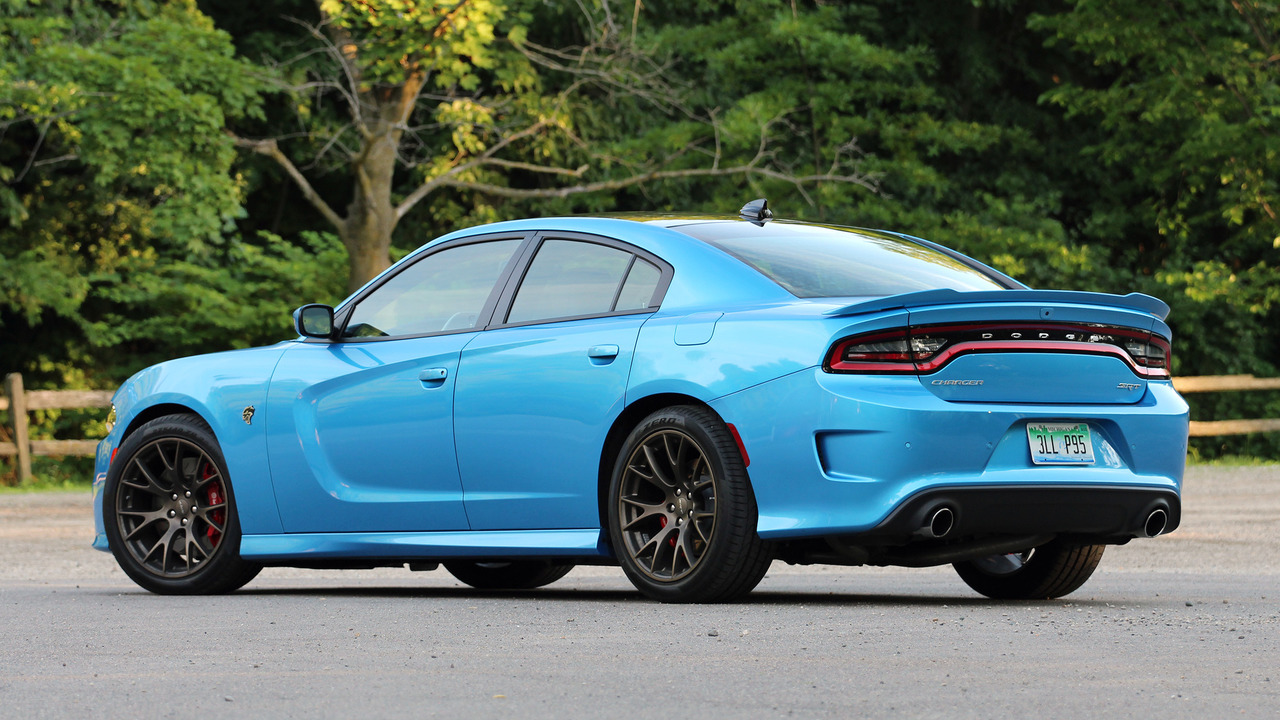 The Weight Of The Dodge Charger Hellcat | Autos Post