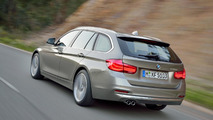 2015 BMW 3-Series facelift first official images hit the web