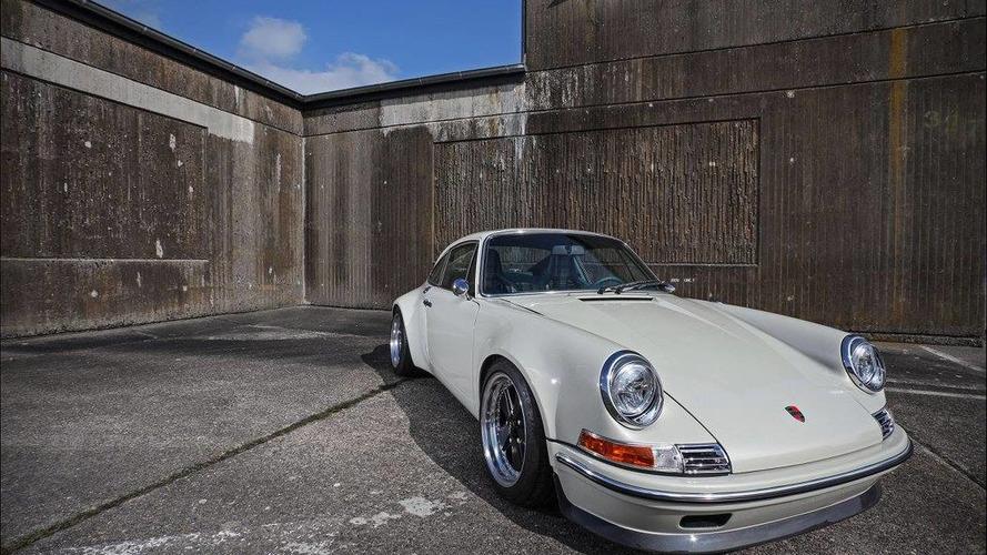 300-hp 1972 Porsche 911 by KAEGE brings retro emotions